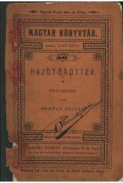 Hajótöröttek - Régikönyvek