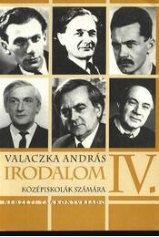Irodalom IV. - Régikönyvek