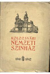 Kolozsvári Nemzeti Színház - Régikönyvek