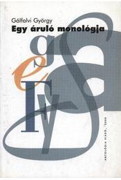 atirni - Egy áruló monológja - Régikönyvek