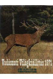 Vadászati Világkiállítás 1971. - Régikönyvek