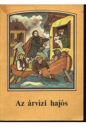 Az árvízi hajós - Régikönyvek