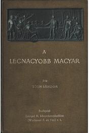 A legnagyobb magyar - Régikönyvek