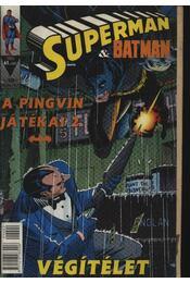 Superman és Batman 1999/2 41. szám - Régikönyvek