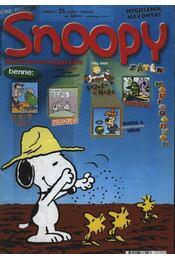 Snoopy (2004/3. 21. szám) - Régikönyvek