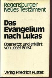Das Evangelium nach Lukas - Régikönyvek