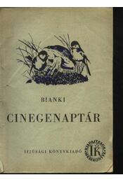 Cinegenaptár - Régikönyvek