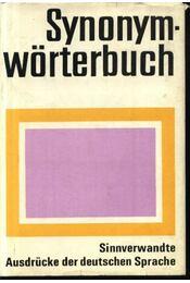 Synonymwörterbuch - Régikönyvek