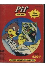 Pif Poche 262 - Régikönyvek