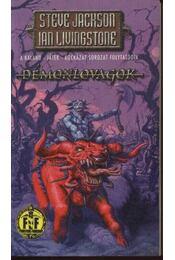 Démonlovagok - Régikönyvek