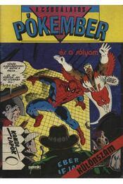 A csodálatos Pókember és a sólyom - Régikönyvek