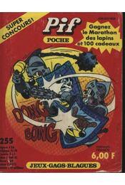Pif Poche 255 - Régikönyvek