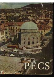 Pécs - Régikönyvek