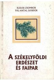 atirni - A székelyföldi erdészet és faipar - Régikönyvek