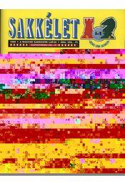 Sakkélet 1999. év (teljes) - Régikönyvek