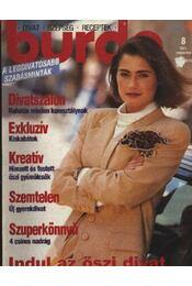 Burda 1991/8. augusztus - Régikönyvek