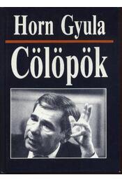 Cölöpök - Régikönyvek