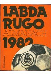 Labdarúgó almanach 1982 - Régikönyvek