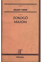 atirni - Zokogó majom - Régikönyvek