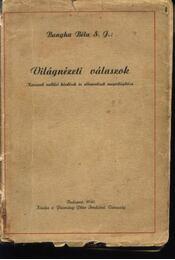 Világnézeti válaszok - Régikönyvek