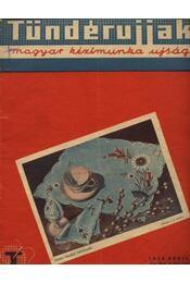 Tündérujjak 1938. április - Régikönyvek