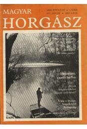 Magyar Horgász 1977. évf. hiányos - Régikönyvek