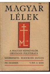 Magyar Lélek 1943. december - Régikönyvek