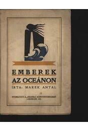 Emberek az oceánon - Régikönyvek