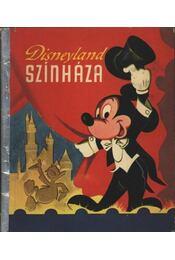 Disneyland színháza - Régikönyvek