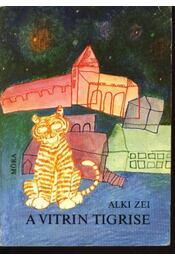 A vitrin tigrise - Régikönyvek