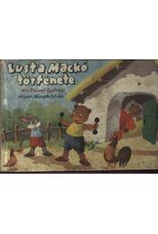 Lusta Mackó története - Régikönyvek