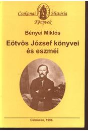 Eötvös József könyvei és eszméi - Régikönyvek