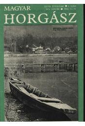 Magyar Horgász 1974. évf. hiányos - Régikönyvek