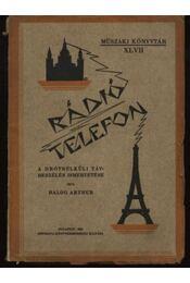 Rádiótelefon - Régikönyvek