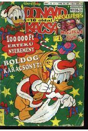 Donald Kacsa 1997/20-21 - Régikönyvek