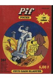 Pif Poche 261 - Régikönyvek