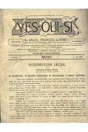 Yes-oui-si 21. - Régikönyvek