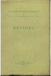 Koszorú - Régikönyvek