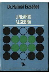 Lineáris algebra - Régikönyvek