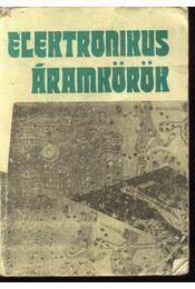Elektronikus áramkörök - Régikönyvek