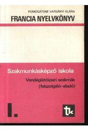 Francia nyelvkönyv I. - Régikönyvek