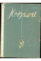 A magyar horgászat kézikönyve - Régikönyvek