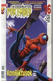 Konfliktusok (Pókember 16.) - Régikönyvek