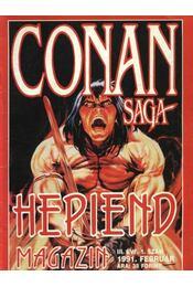 Conan Saga III. évf. 1. szám - Régikönyvek