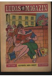 Ludas Magazin 1981. 5. szám - Régikönyvek