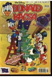 Donald Kacsa 1999/25. - Régikönyvek