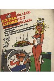 Ludas Extra 1988. tavasz - Régikönyvek