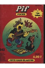 Pif Poche 242 - Régikönyvek