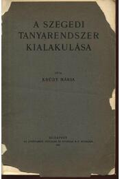 A szegedi tanyarendszer kialakulása - Régikönyvek