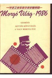 Mozgó világ 1986. 3. szám - Régikönyvek